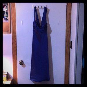 Calvin Klein sapphire dress. Dress size 8.
